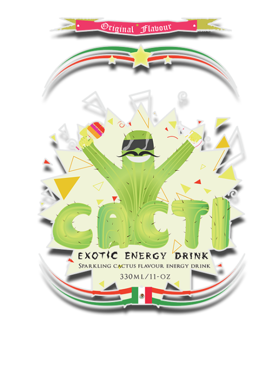 Final Design - Cacti logo