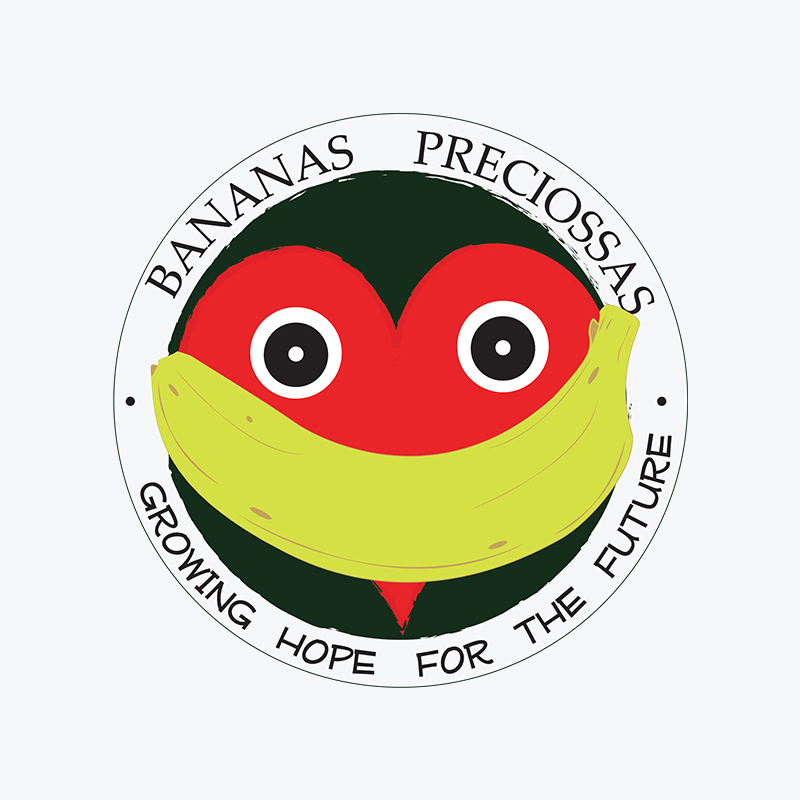 Bananas Preciossas Logo